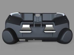 Image 3 - وحدة XBERSTAR L3 R3 لزر لوحة اللمس الخلفي لألعاب المزامنة PS VITA PSV1000 2000 من ملحقات ألعاب PS3 PS4