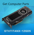 Brand new GTXTITANX - 12 gd5 graphics GTX TITAN X 12 gd5 game graphics gddr5x