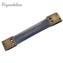10 Uds. Cierre de broche de beso con marco de Metal para bolso Vintage interno flexible asa de mano DIY bolsos de costura accesorios AU360