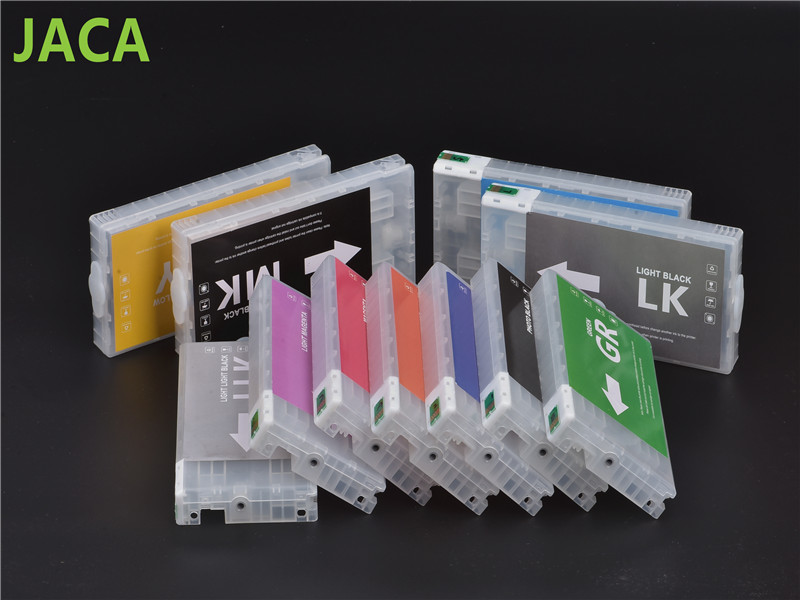 4900 Refill Cartridge For Epson 4900 printer T6531 T6539 T653A T653B 11 colors ink cartridge with