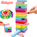 Simingyou Educational Toys For Children Of High Pumping Wooden Blocks  Games For Adults And Childrenmontessor Toys SG10