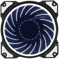 Jonsbo FR-101P led вентилятор 12 см Шасси вентилятор PWM материнская плата isothermia небольшой 4pin интерфейс