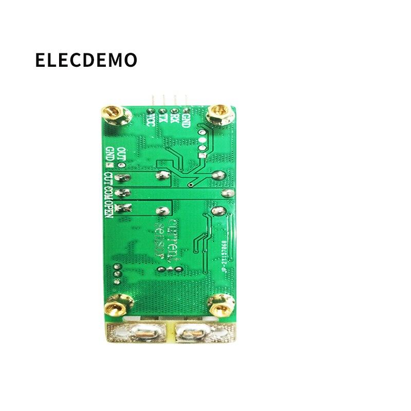 Image 3 - ACS758 Module DC Current Sense Module 0 50A Hall Current Sensor Module High Precision 0.1A-in Demo Board Accessories from Computer & Office