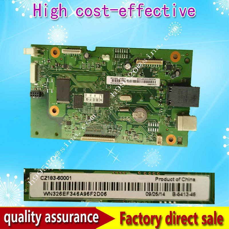 CZ183-60001 CZ181-60001 Formatter Board for HP M127FW M128FW M127 M128 127FW 128 logic Main Board MainBoard mother board q3955 60003 q3955 60001 q6507 60001 for hp lj 2400 2410 2420 2430 formatter board logic main board mainboard mother board