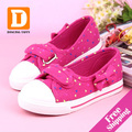 New 2017 Fashion Girls Clogs Spring Autumn Canvas Children Clogs Flat Rubber Girls Shoes Casual Brand Kids Sneakers Size 25-37