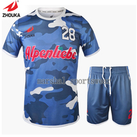 Fully Sublimation Men S Football Jerseys Home Set Fast Shipping Via DHL
