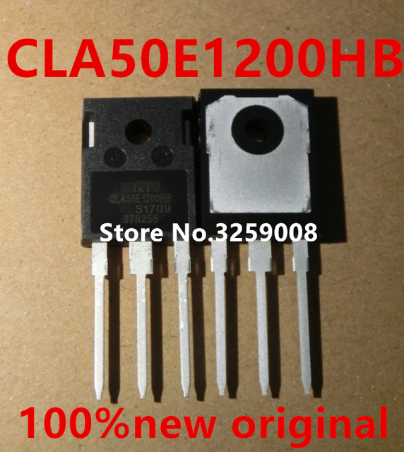 CLA50E1200HB CLA50E1200 100% חדש מיובא מקורי 10PCS