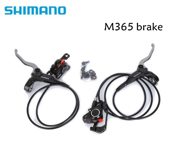 Shimano BR-M365 M365 велосипед MTB гидравлические дисковые тормоза зажим Mountain Deore/XT велосипед тормоза M355 обновления