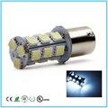 10 pcs LED de alta potência luzes de alto brilho de base é 1156 18SMD luz de advertência e fácil de instalar, 12 v fonte de alimentação