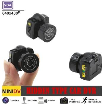 Super Mini Car DVR Portable Camera   1
