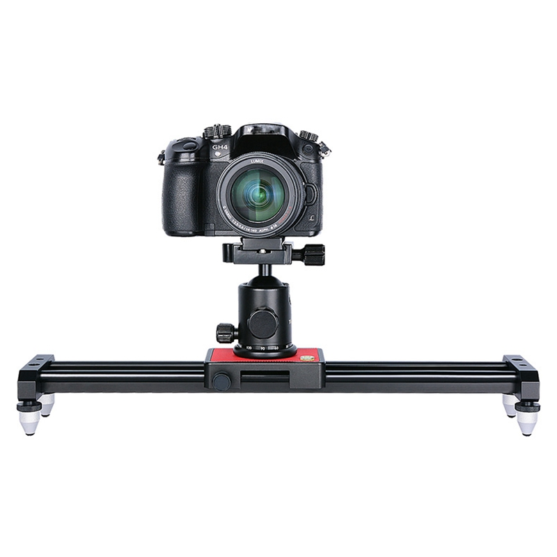 Ulanzi SL-40 40cm 15 Inch Mini Aluminum Camera Video Portable Track Dolly Slider Rail Stabilizer for iphone for Samsung DSLR ulanzi 40cm 15in mini aluminum camera video track dolly slider rail system for nikon canon dslr camera dv movie vlogging gear