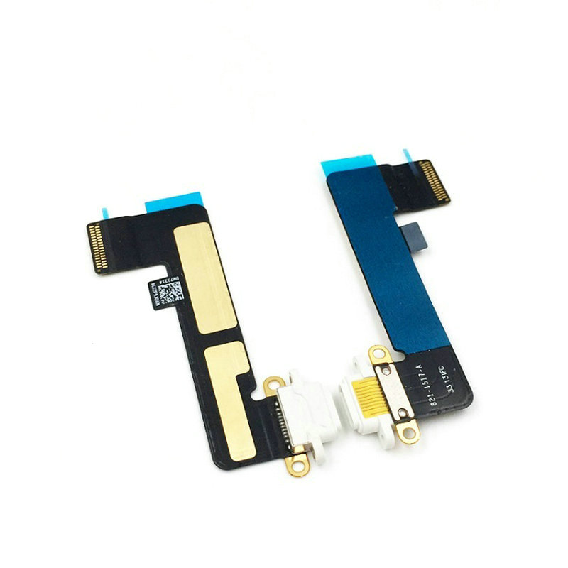 High Quality Charging Port Flex Cable + USB Dock Connector Charger Repair Parts For IPad Mini A1432 / A1454 / A1455