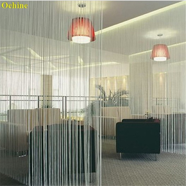 Ochine 100 200 Cm String Quaste Panel Vorhang Raumteiler Tur Hangen