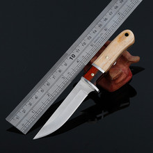 Фотография Fixed Blade Knife Survival Hunting Knife Tactical Faca Knives Counter Strike Supervivencia Couteau Pliant Pisau Veitsi Pichoq