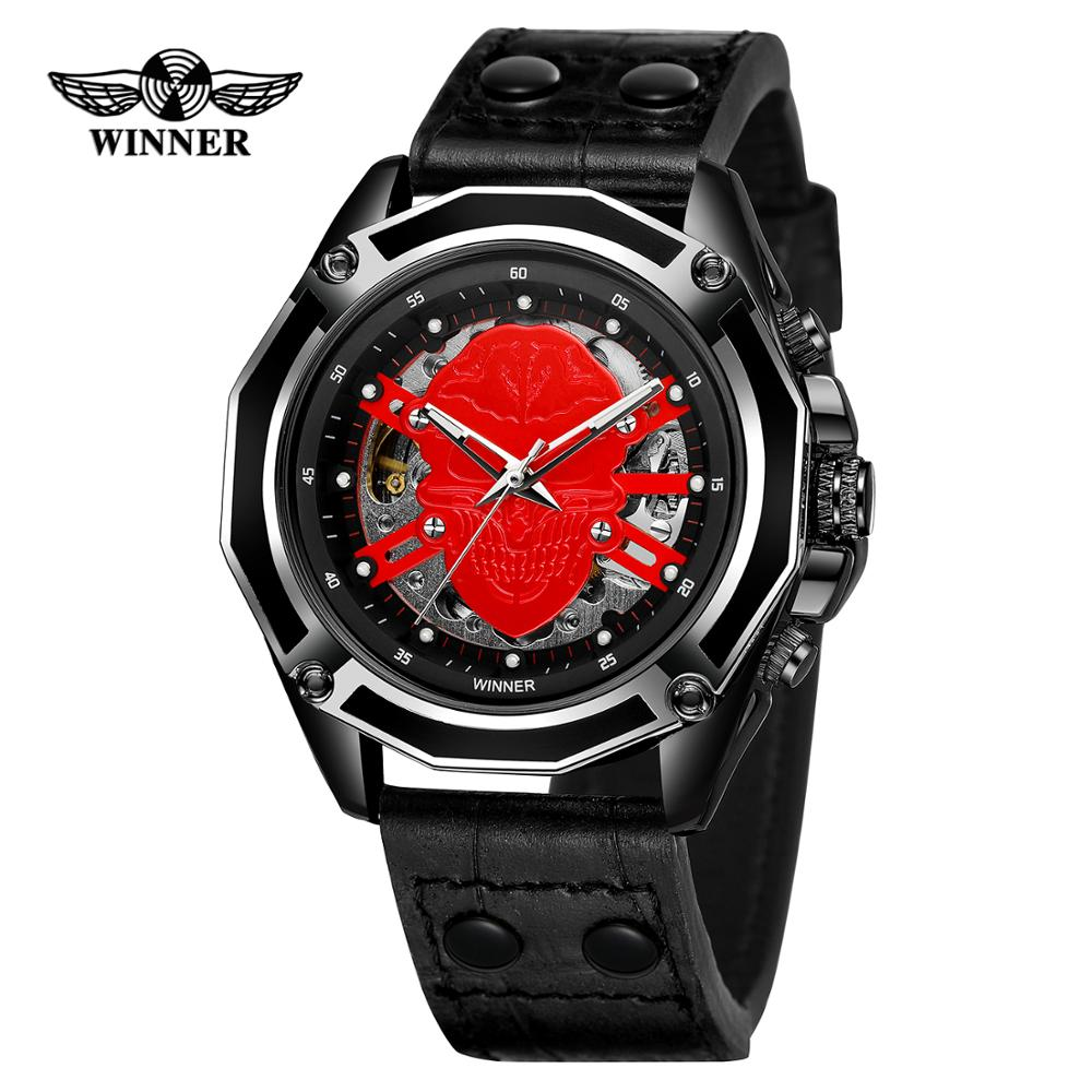 WINNER New Men Automatic Mechanical Watches Skeleton Clock Male Business Causal Watches Gifts Relogio Masculino erkek kol saatiWINNER New Men Automatic Mechanical Watches Skeleton Clock Male Business Causal Watches Gifts Relogio Masculino erkek kol saati