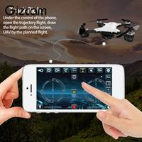 Portable Drone Quadcopter Aircraft Helicopter 0.3 MP 4CH White Photography WIFI Headless Mode