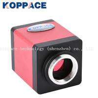 KOPPACE HDMI/VGA high definition microscope camera,2 million pixels,High definition industrial microscope camera