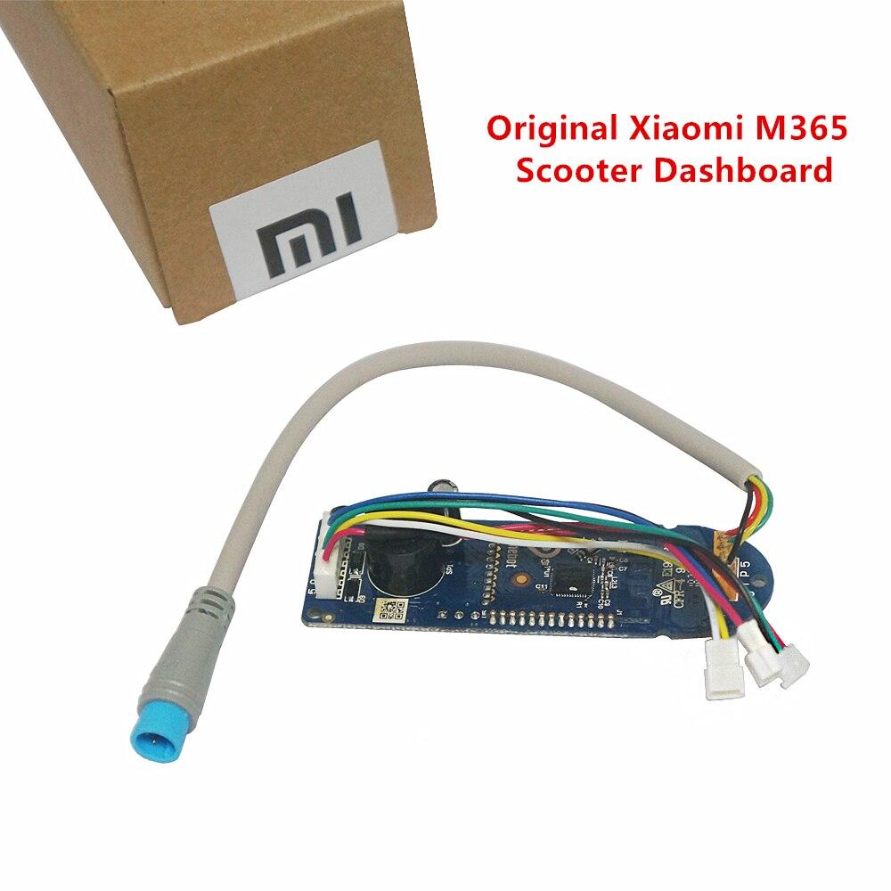 Original Xiao mi mi jia M365 mi tableau de bord Scooter électrique Bluetooth BT Instrument carte mère contrôleur accessoires