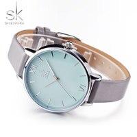 SK 2018 Fashion Ladies Quartz Watch Women Watches Luxury Famous Brand Wristwatches Female Clock Montre Femme