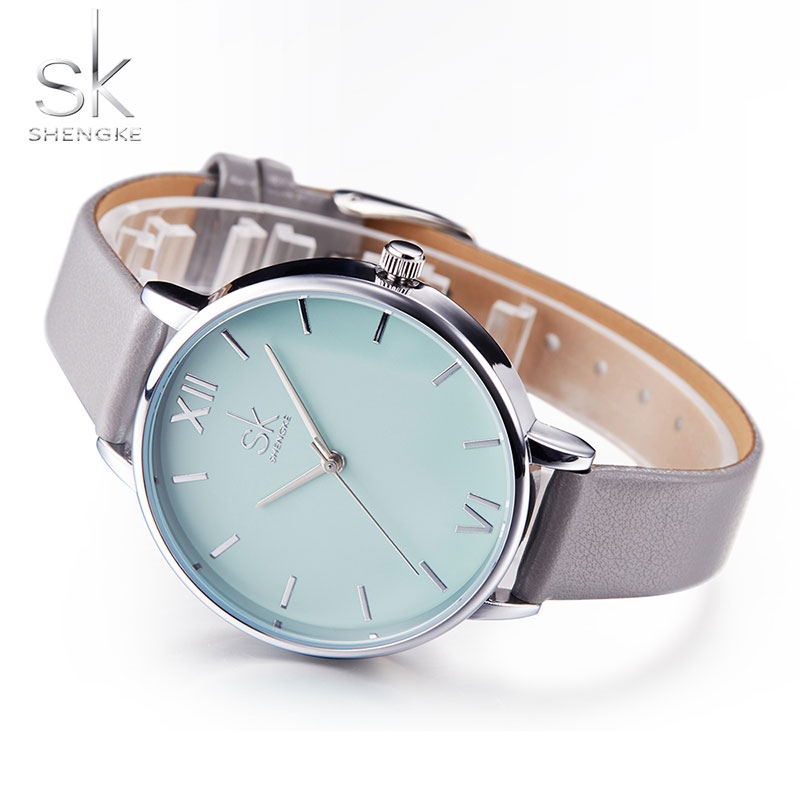 SK 2018 Fashion Ladies Quartz Watch Women Watches Luxury Famous Brand Wristwatches Female Clock Montre Femme Relogio Feminino sanda gold diamond quartz watch women ladies famous brand luxury golden wrist watch female clock montre femme relogio feminino