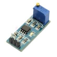 OOTDTY Adjustable Pulse Generator Module 1pc 5V-12V NE555 Frequency For Arduino New xr2206 kkmoon synthesizer