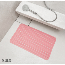 TPR Bathroom Anti-Slip pads environmental with suction cup and tasteless bathroom mats  toilet shower and shower mats bath mats