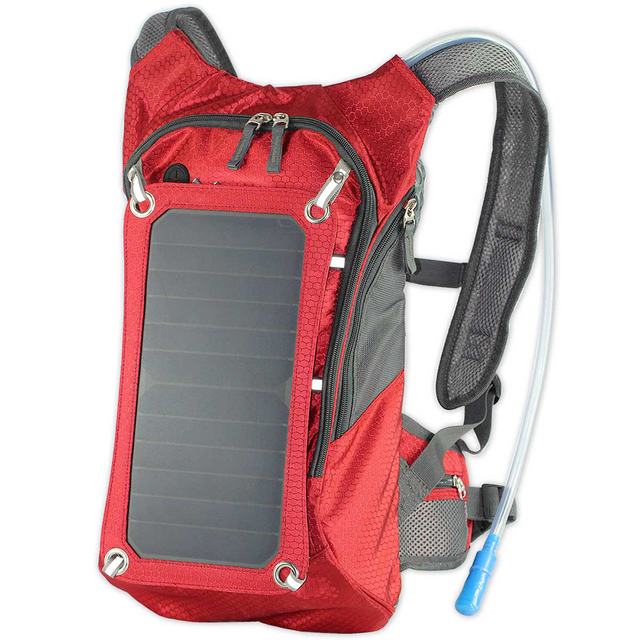 Solar Outdoor Lightweight Backpack