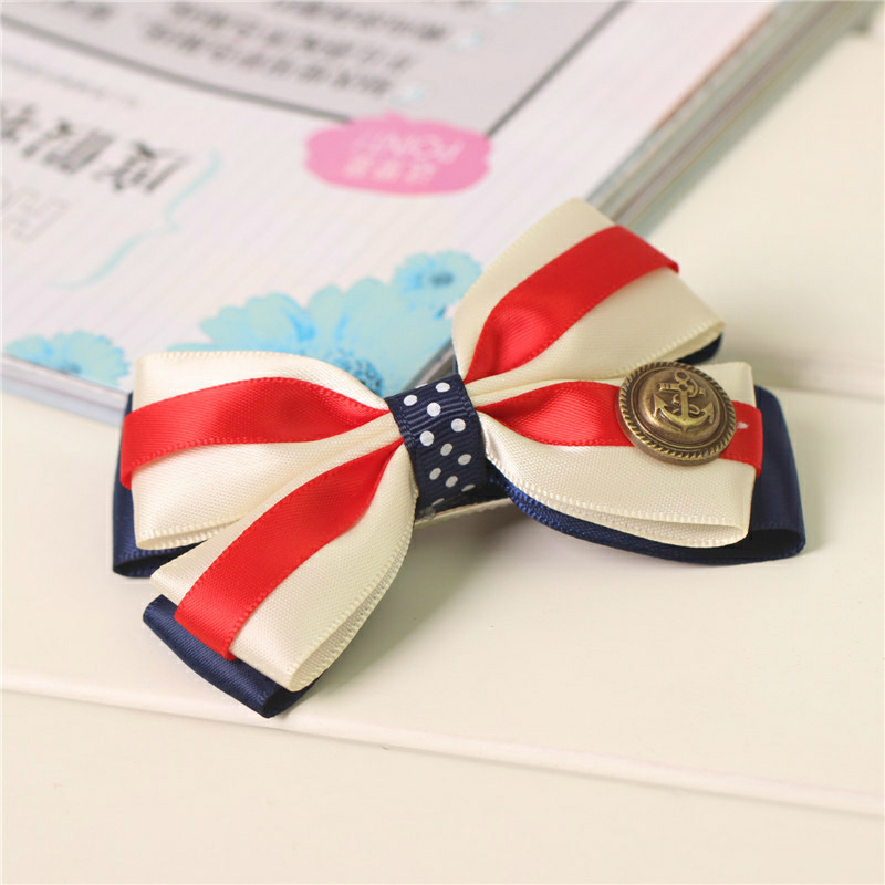 baby children kids hair ribbon bows hairclip for girls hair clips pin