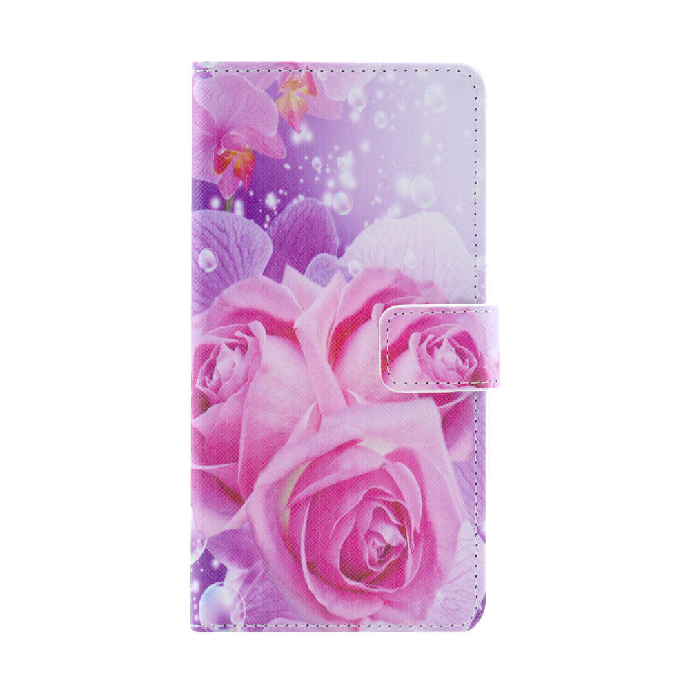 Fashion Art Paint Phone Cases Covers For Doogee Y6 Y8 X20 X70 BL7000 BL5000 Case PU Leather cover for doogee X20 X70 Y6 Y8 capa