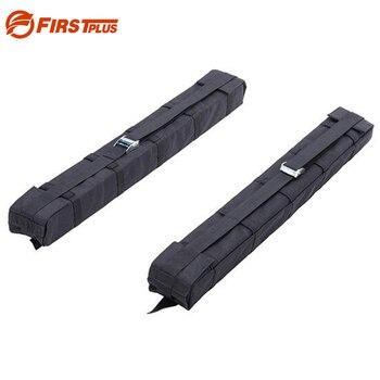2 x Универсальный автомобильный мягкий багажник на крыше несущая доска для серфинга Paddleboard Антивибрационная с регулируемыми и сверхмощными ... >> FIRSTPLUS Car's Styling Store