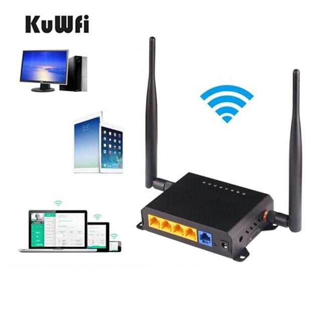 OpenWrt Englisch Firmware 2,4G Wifi Router 300Mbps High Power Durch Wand Wireless Router Starke Wifi Signal mit 5dBi antenne