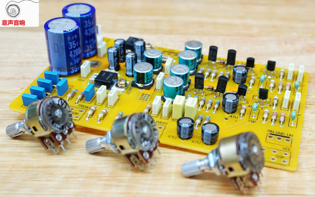 US $15 5 |DIY Fully Separation HIFI Tone Preamp Kit Base On UK NAD  Preamplifier-in Amplifier from Consumer Electronics on Aliexpress com |  Alibaba