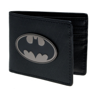 Batman Young Boys And Girls The Student Individuality Tide Brand Short Animated Cartoon Cross A Wallet