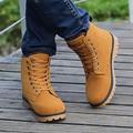 Nieve zapatos de hombre botas masculina 2015 nuevos gruesa warmbotas hombres de invierno botas masculinas tobillo botas hombres botas de motocicleta