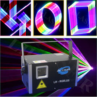 SD 2d+3d 2 watt 1.5w rgb RGB full color animation Laser light ILDA dj Lazer light
