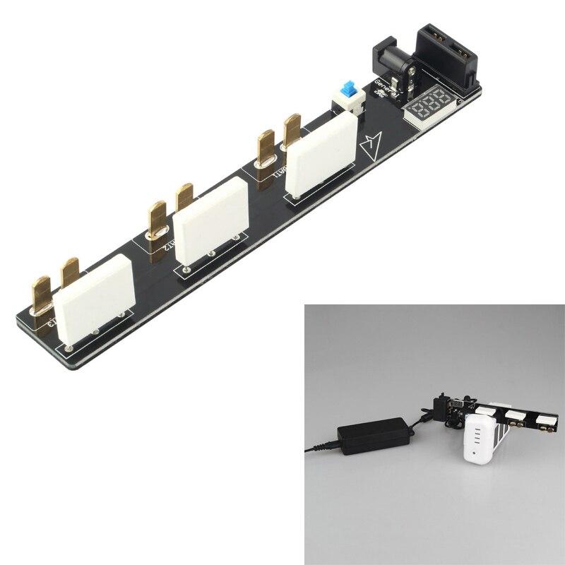 ộ_ộ ༽1 unids multi batería cargador paralelo para phantom3 dajiang ...