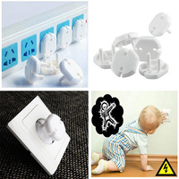10Pcs/20Pcs Safety Outlet Plugs Covers Child Baby Electric Proof Shock Guard Caps ALI88