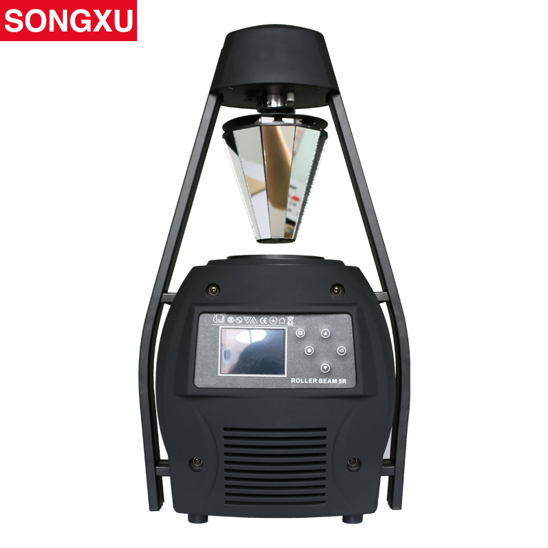 Stage Beam 200W 5R Scan light Beam Scanning Light Rotate Roller Scanner Light SX EL008