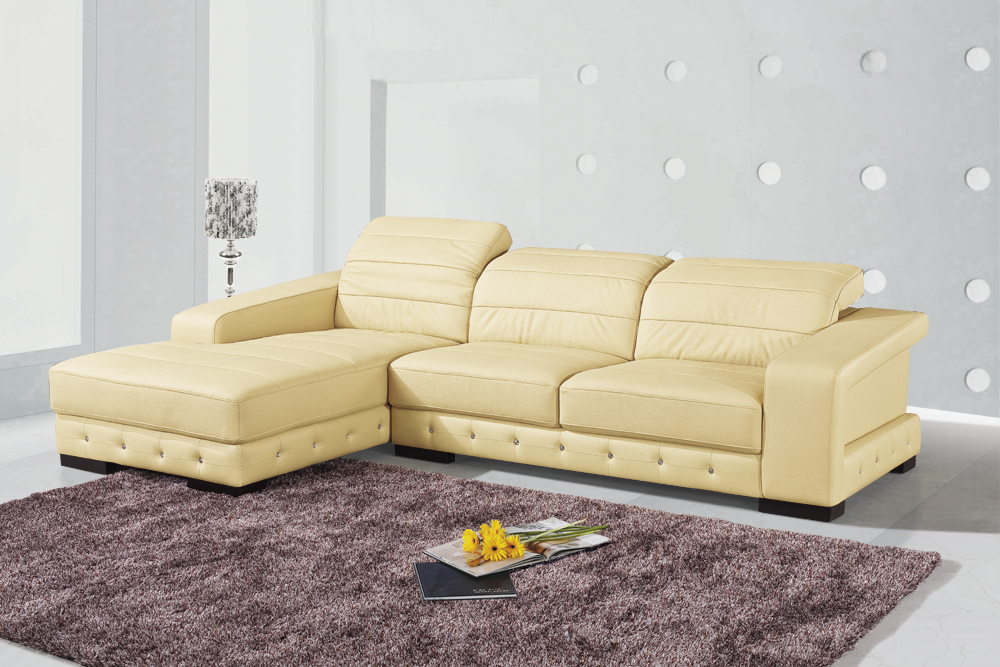 Modern Living Room Sectionals compare prices on l shape leather sofa- online shopping/buy low
