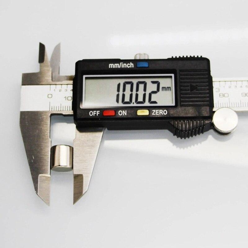 10PCS Super Strong Neodymium Round Disc Rare-Earth Fridge Magnet 12x10mm N35 \