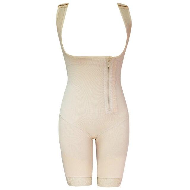 Butt Lifter Waist Trainer Bodysuit Women Push Up Shapewear Plus Size 6XL 5XL Hot Shapers SModeling Strap Black Beige Underwear 3