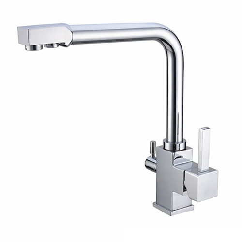 2015 Ceramic Torneira Limited for Thermostatic Faucets None Kitchen Tap Ro Drinking Warter, Hot/cold Water Mixer 3 Way Faucet ro water faucet for undersink drinking