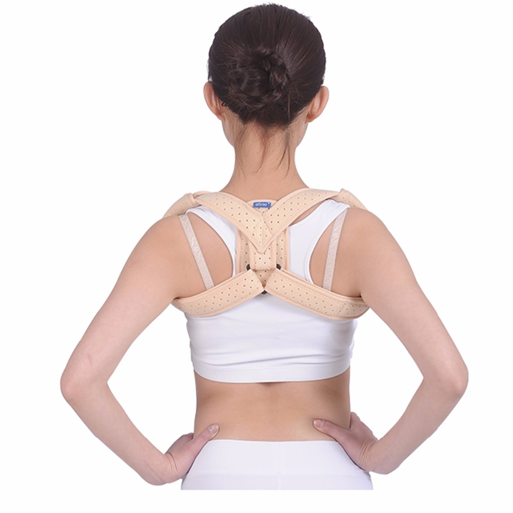 Clavicle Posture Corrector Back Support Belt Clavicle Scapula Fracture Medical Restoration Rrotection