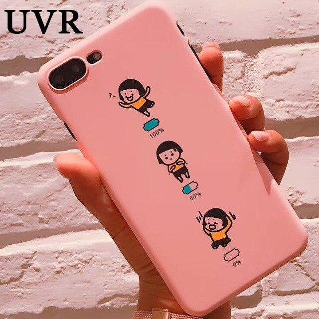 c3e10882a0e UVR lindo divertido feliz grito niña rosa funda carcasa funda coque para el iPhone  5S 5