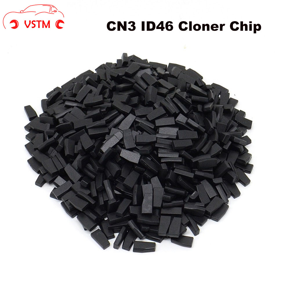 VSTM 10pcs lot KEY CHIP CN3 TPX3 ID46 Used for CN900 or ND900 device CHIP TRANSPONDE