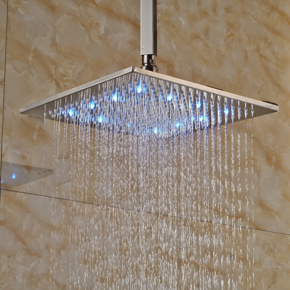 Wholesale And Retail LED Colors Square Ceiling Mounted 8\