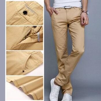 2019 Big sale spring Summer pants Thin Free Shipping 2019 men's fashion pants menpants clothes new fashion brand 28-38 1