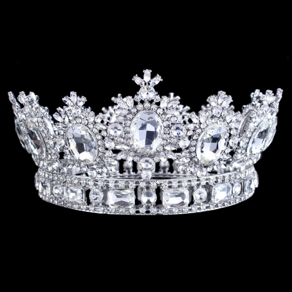 Online Cheap King Queen Crown