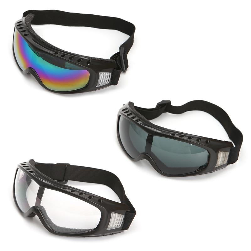Universal Outdoor Safety Glasses Goggles Lens Mountain Climbing Skiing EyewearUniversal Outdoor Safety Glasses Goggles Lens Mountain Climbing Skiing Eyewear