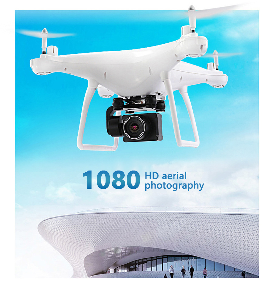 Photography Drone Aircraft, High Definition, Long Endurance Uav Wifi Mobile  Phone Remote Control Model Aircraft Toys Fy - 69